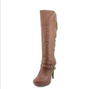 G by Guess leather boots Wide Calf